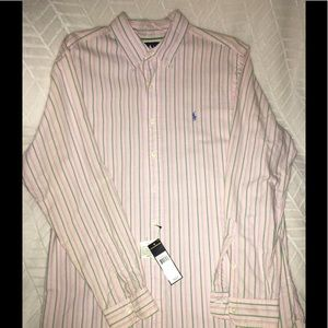 Ralph Lauren Polo Size:Large (NWT) Beautiful Color